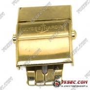 Застежка для ремешков Ulysse Nardin «желтое золото».