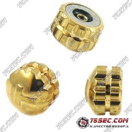 Головка для Tissot №030 «желтое золото»