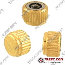 Головка для Tissot №045 «желтое золото»