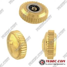 Головка для Tissot №055 «желтое золото»