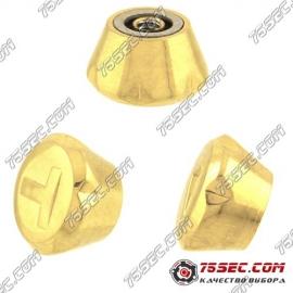 Головка для Tissot №067 «желтое золото»