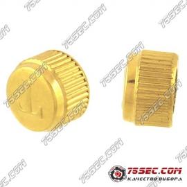 Головка для Tissot №070 «желтое золото»